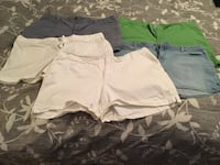 Sz 18 shorts $5 ea all $20 London, N6K 4X2