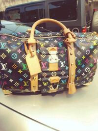 women's multicolored Louis Vuitton tote bag Knoxville