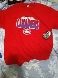 3 Montreal Canadiens shirts