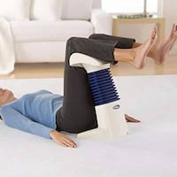 BACK2LIFE Continuous Motion Therapeutic Back 2 Life Pain Therapy Massager, model BL2002.   Brand new in the box. Description  Back2Life Continuous Motion Massager. Tired of back discomfort slowing you down Get Back2Life, the revolutionary device that gent Toronto