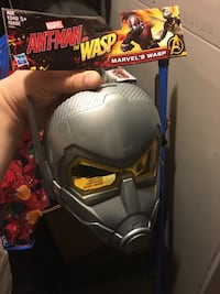 Ant man Wasp mask Vaughan, L4H 0G8