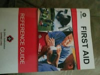 first aid reference guide book Edmonton, T5L 3E3