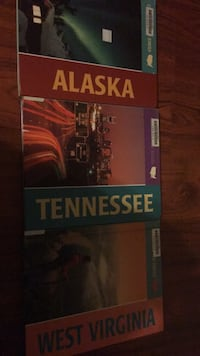 books about different. states Arlington, 76010