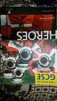 Heroes gcse English text book Greater London, E17 6PH