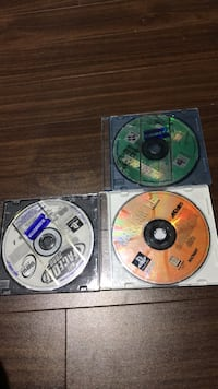 3 loose PS1 games Whitby, L1P