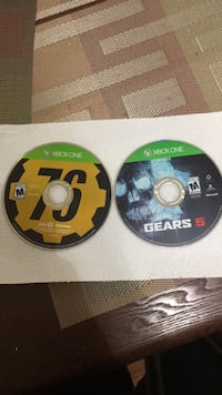 Gears 5 and fallout Clifton, 07011