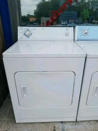 white front-load clothes dryer Gainesville