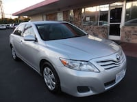 2011 Toyota Camry LE Fremont