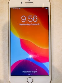 Unlocked Gold IPhone 7 Plus 128GB Boiling Springs, 29316
