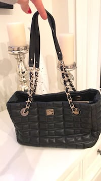 Kate Spade Purse. Black Quilted Leather! Toronto, M6P 2N9
