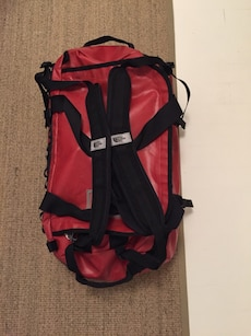 2 stk The North Face Base Camp Duffel, str M (71 L) + L (95 L)