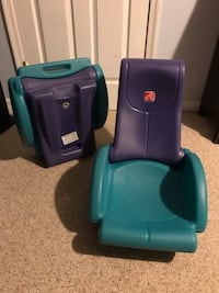 Video Game chairs x2 Westminster, 21157