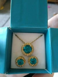 Necklace and Earring set Manteca, 95336