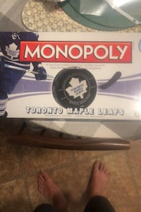 Toronto Maple Leafs Monopoly game. Burnaby, V5A 3T9