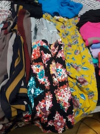 Lady's clothes