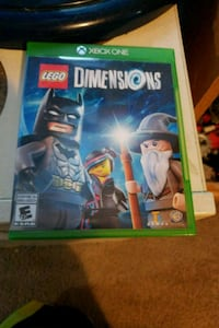 Xbox One Lego Dimensions case South Vienna, 45369