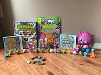 Moshi Monsters Collection. Includes two 3DS Games Sherwood Park, T8A 6M4