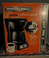 Proctor Sylex 12 cup Coffee Maker.