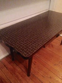 Vintage MCM Laminate Coffee Table Toronto, M6G 3A6