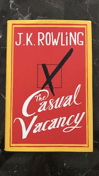 The Casual Vacancy  Mississauga, L4Z