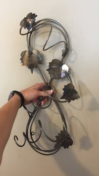 gray artificial plant wall ornament Rose Hill, 67133