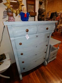 Primitive Chest of Drawers Mount Holly