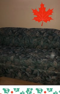 Two seater couch .