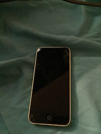 black iPhone 5 with case