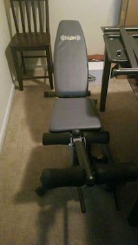 Workout Bench (Comes with barholder) 45 km