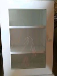 cabinet white with beadboard sides. cash  Winneconne, 54986
