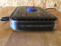 Netgear N600 Dual band wireless router  McDonough, 30253