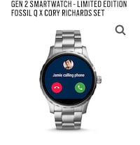 Fossil Android watch (Cory Richards edition)