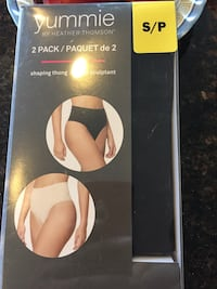 Yummie shaping thong ladies Underwear-size Small Rocky View No. 44, T1Z 0A8