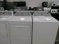 Whirlpool washer and dryer set with 4 months warranty Bowie, 20715
