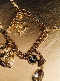 BRAND NEW Nautical-Theme Charm BRACELET • $7 FIRM! Winnipeg
