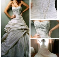 Maggie Vintage Wedding Dress size 6 Oshawa