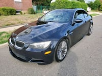 2007 BMW M3 conv 6 speed manual Clean title carfax Valley Stream