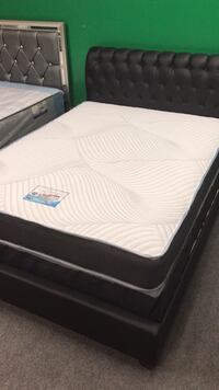 Queen Size Mattress And Boxspring, Orthopedic Double Sided, We Deliver Hampton, 06247