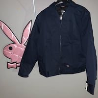 Dickies work jacket new with tags sz L