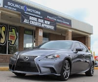 2015 LEXUS IS 250 4DR SDN AWD BRAMPTON