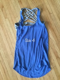 Lululemon  tank top Kitchener, N2B 1H2