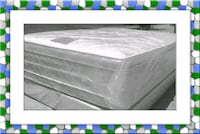 "Full 16"" double pillowtop mattress free box& deliv Ashburn, 20147"