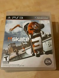 PS3 Skate 3 game