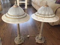 Two table lights
