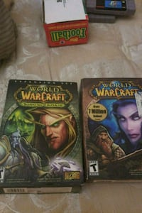 World of warcraft both complete 20 for both Midvale, 84047