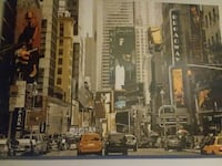 Manhattan new York wall hang picture  Fort Myers, 33907