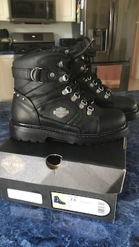 Women's Harley boots size 7.5 Greencastle, 17225