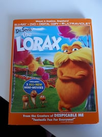 Dr.Seuss The Lorax box Waterloo, N2L 6E5