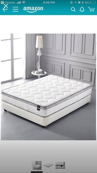 FULL size mattress - organic cotton Washington, 20009