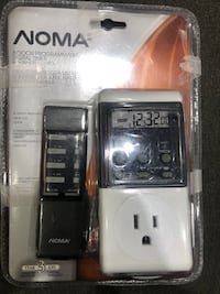 MoMA programmable digital timer